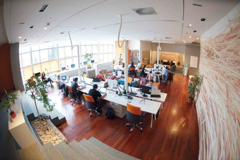 Los espacios de coworking continúan expandiéndose en territorio español