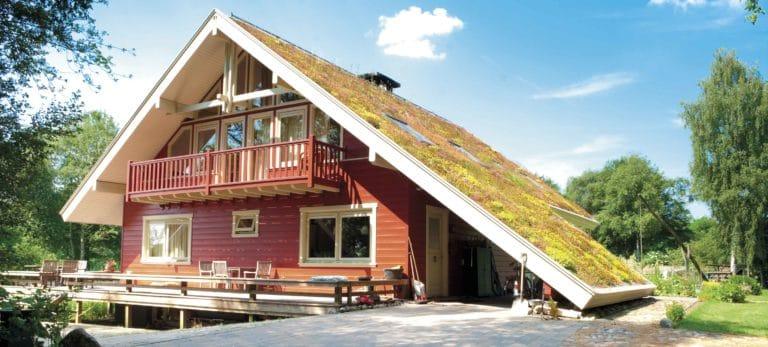 Las tendencias que triunfan en arquitectura sostenible