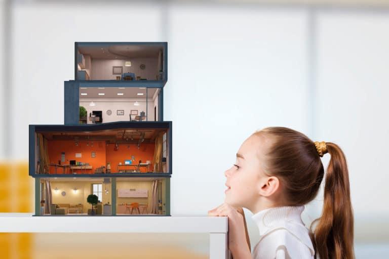 Las ventas de casas nuevas crecen casi el doble que las usadas